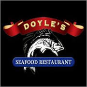 Doyle's Seafood Restaurant, a stroll away from self catering holiday home