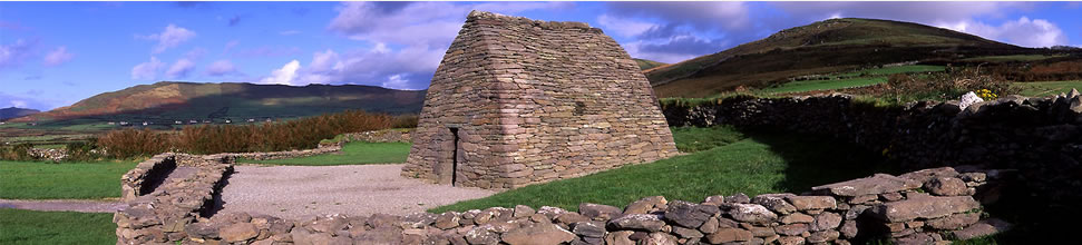 Stone Oratory close to Dingle's self catering holiday homes
