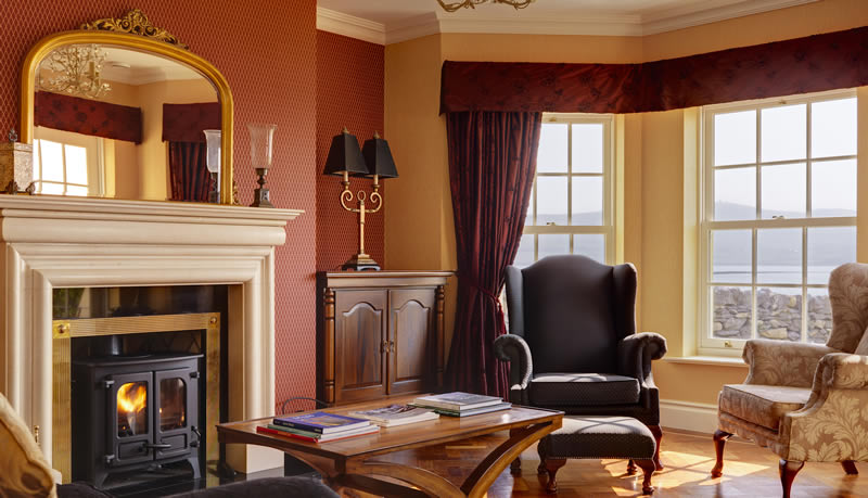 Waters Edge - five star luxurious holiday apartment in Dingle